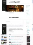 WooThemes Unite Personal Microblogging WordPress theme