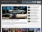 WPZOOM Manifesto Magazine WordPress Theme