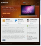 Theme Trust Quantum WordPress Theme