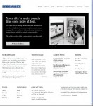 Templatic Specialist Theme For Small Business Website