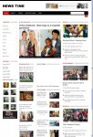 NewsTime Templatic WordPress News Premium theme