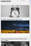 Giant Themes Free Photography WordPress Theme – Picture Perfect