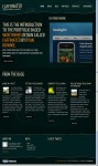 Woothemes Caffeinated WordPress Theme