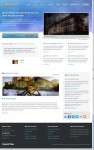 ThemeSnap Corporate Vision Premium Drupal Theme
