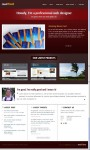 ThemeWarrior HardWork WordPress Portfolio Theme