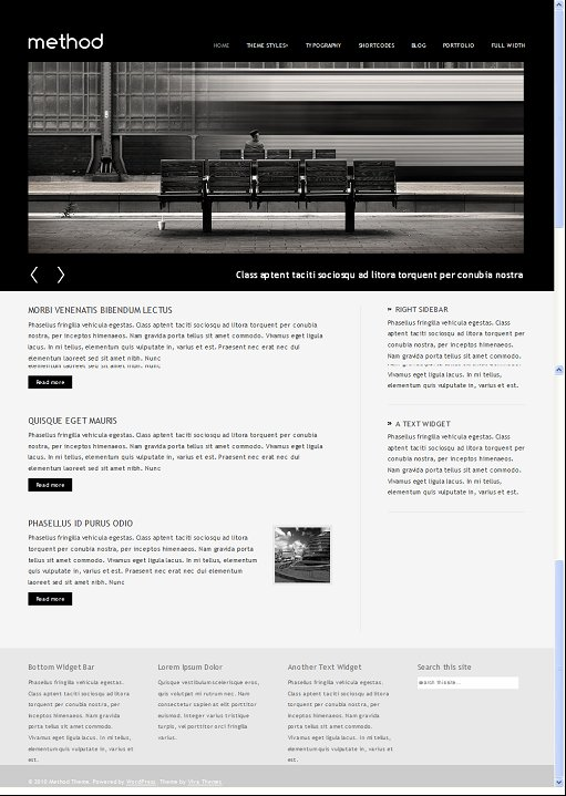 Viva Themes Method WordPress Theme