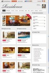 Gorilla Themes Residence Premium Real Estate WordPress Theme