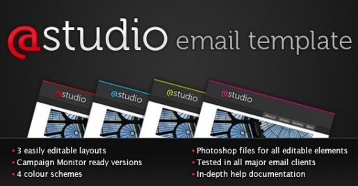 @studio email template
