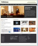 Clover Themes Delicious WordPress CMS Theme