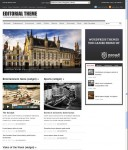 Proud Themes Editorial Premium Video WordPress Theme