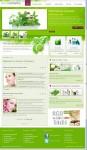 JM Eco Cosmetics Premium Fashion & Beauty Joomla Template