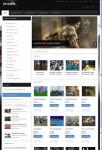 JoomlArt JM Natris Game Shop Magento Theme