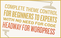 headway themes Promotion code