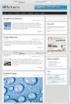 Bavotasan Arturo Framework WordPress Theme