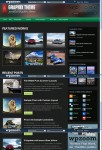 Best Portfolio WordPress Theme Graphix WPZOOM Personal Theme
