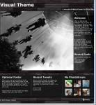 Organized Visual Premium Church WordPress Theme