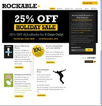 Rockable Press Discount Coupon Code