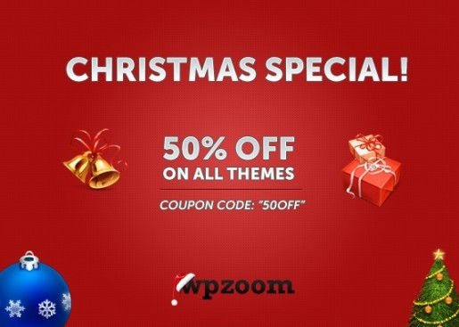 WPZOOM Discount Code 2018