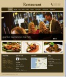 Clover Themes Restaurant Business WordPress Theme