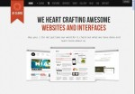 JD Cloris Single Page Drupal Theme