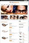 JoomlArt JM Adamite Magento Sun-Glasses Theme