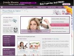 JM Royal Beauty Salon Joomla Template