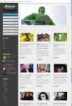 Meteora Flexible WordPress Magazine theme