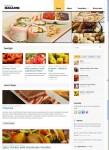 WooThemes Delicious Magazine Restaurant WordPress Theme