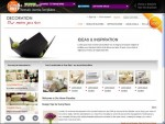 JM Home Deco Joomla Furniture Template