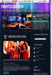 Gorilla Night Clubbing WordPress Theme