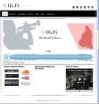Aloha Themes Hi-Fi(hifi) WordPress Music Theme