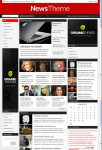 Organic Themes News WordPress Magazine Theme