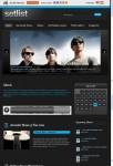Gorilla Themes Setlist Music WordPress Theme