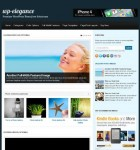 Solostream WP-Elegance WordPress Magazine Theme