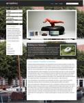 Amantina Viva WordPress Theme For Company, Social Website