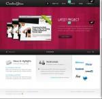 Creative Juice : ThemeFuse WordPress Portfolio theme
