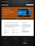 ThemeFuse Exquisite Works WordPress Theme For Corporate