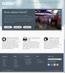 Ezior WordPress Business Theme By iWaK Themes