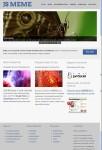 JoomlaShack JS MEME Joomla Template For Social Site