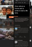 WooThemes Saving Grace WordPress Non-profit Theme