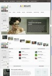 Elegant Themes Aggregate WordPress Magazine Style Theme