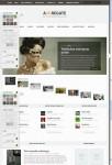 Elegant Themes Aggregate WordPress Magazine Style Theme