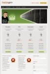 BizzThemes Hosting Pro WordPress Theme for Web Hosting Company