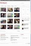 Templatic MiniMagazine WordPress Minimalist Magazine Theme