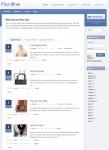 Templatic PlusOne WordPress Social Media Theme