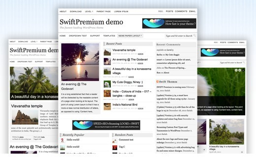 alternative thesis wordpress theme Best thesis skins: for thesis theme bloggers who want to have beautiful website designs, thesis skins are very useful for those wordpress thesis bloggers.