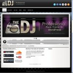 Aloha Themes The DJ WordPress Music Theme