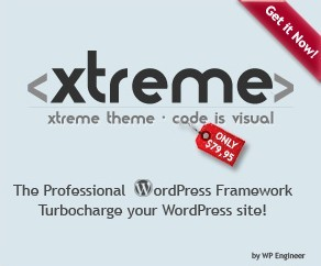 Xtreme One WordPress Framework Theme