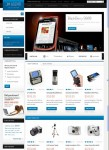 JoomlArt JM Asenti Magento Shopping Cart theme