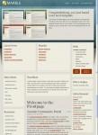JoomlaShack Marble Joomla Template
